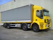 Open Box With Tarpaulin Iveco Ad 320s45 Y/ps